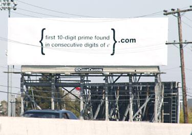 first ten-digit prime found in consecutive digits of e dot com